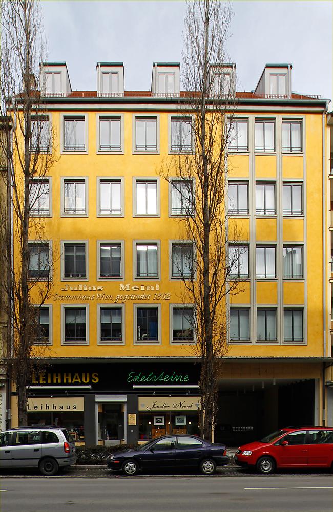 Immeuble résidentiel - Munich