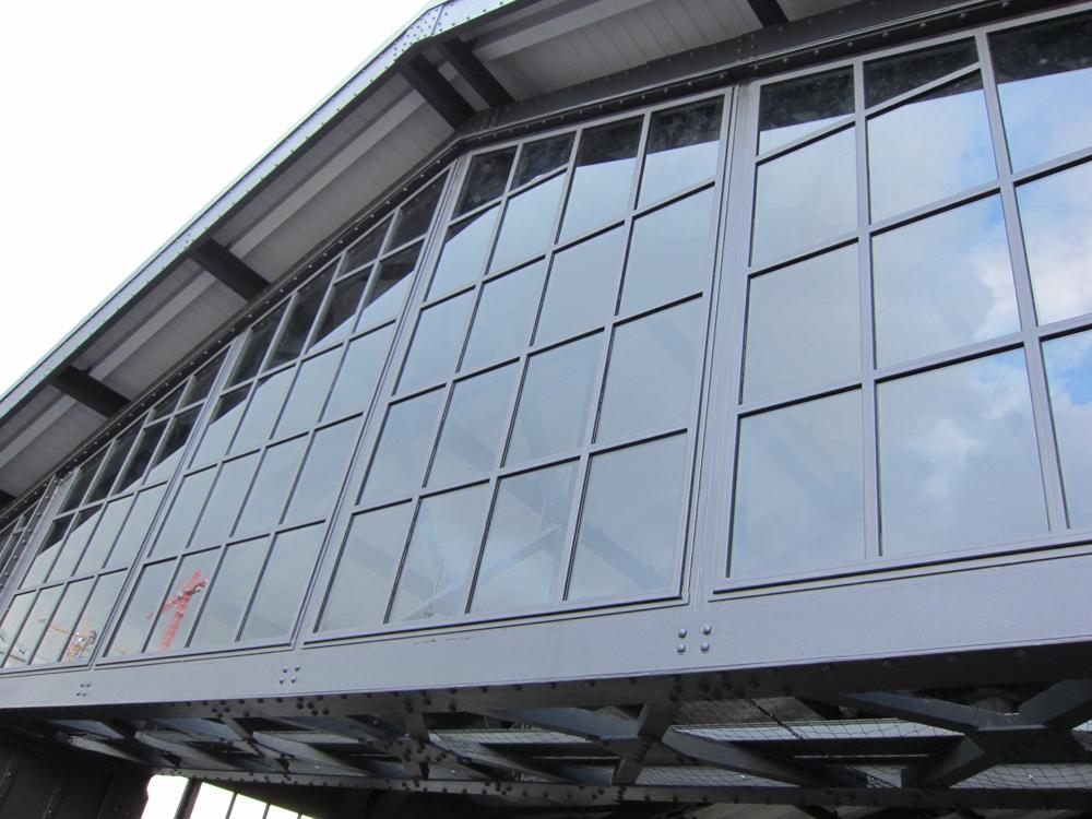 Gare de Baumwall - Hambourg (Allemagne)