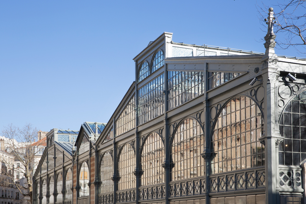 Carreau du Temple - Paris 3 ème (75)