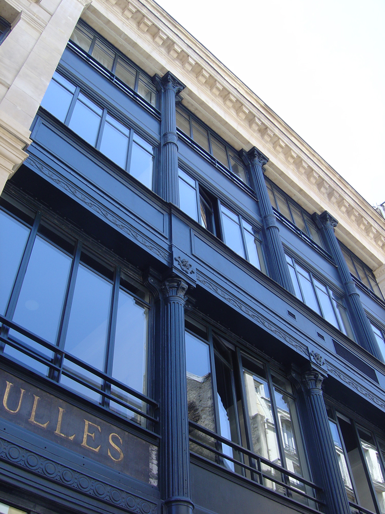 Immeuble rue d'Uzès - Paris 2 ème (75)