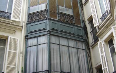 Immeuble d'habitation - Paris (75)