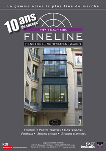 Fineline - 10 ans
