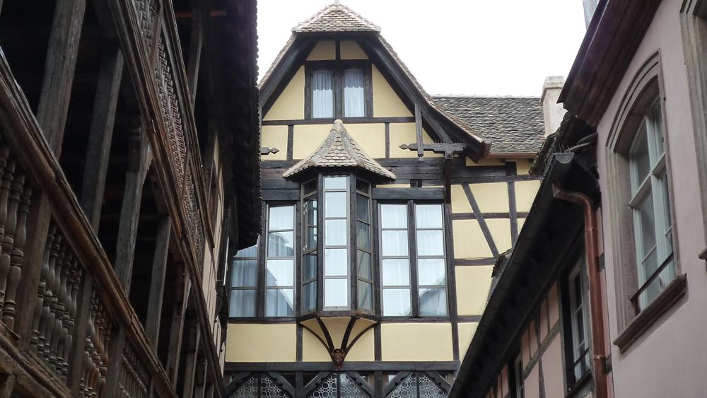 "Hotel ""Le Corbeau"" - Strasbourg (67)"