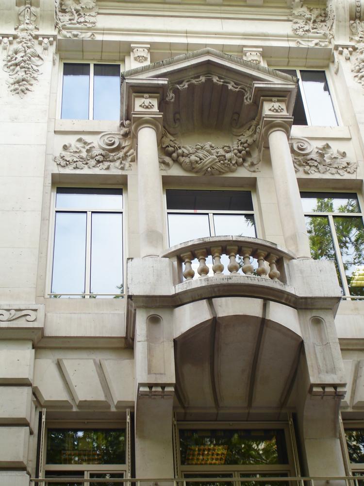 Immeuble de bureaux - Neuilly (92)