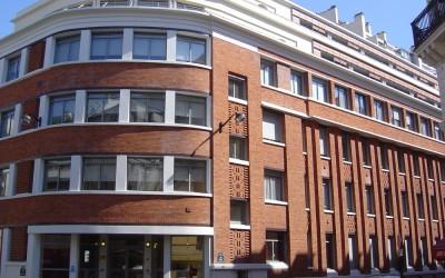 Immeuble rue Ammelot - Paris 11 ème (75)