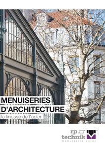 Menuiserie d'Architecture