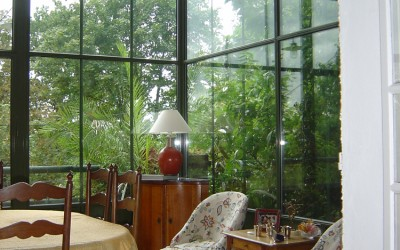 Véranda maison de particulier - Montmorency (95)