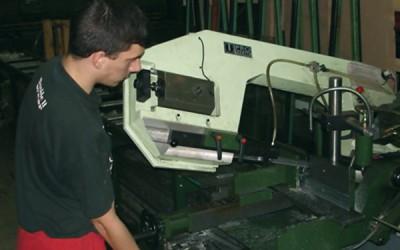 Fabrication de châssis