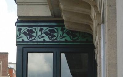 Immeuble rue Ranelagh - Paris 16 ème (75)