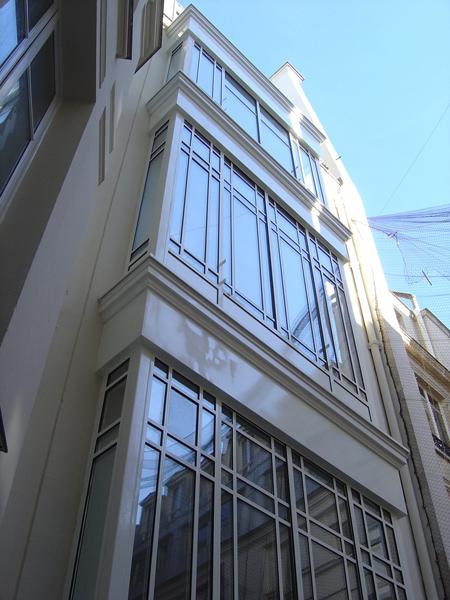 Immeuble Avenue de l'Opéra - Paris 1er