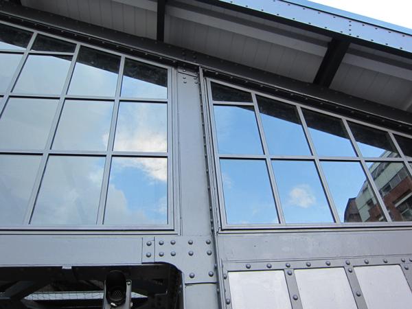 Gare de Baumwall - Hambourg